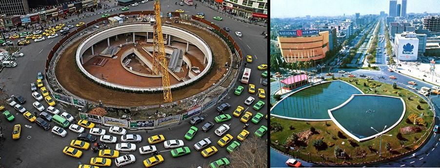 تعامل در فضاهای شهری رکن فراموش شده کلان شهرها