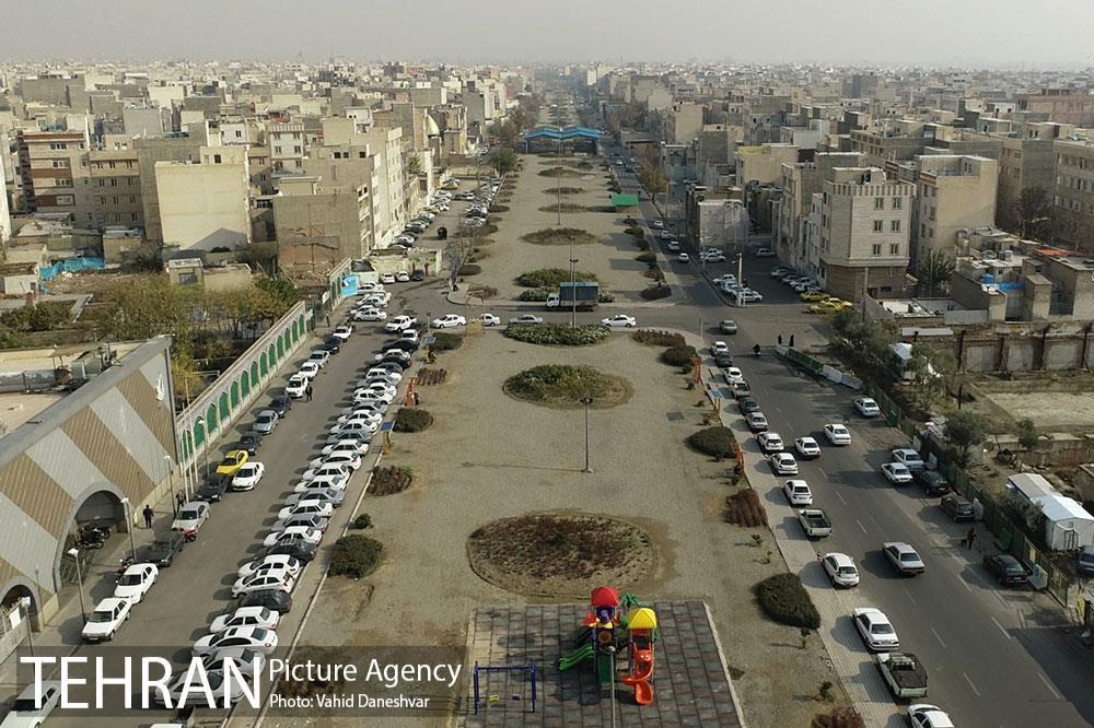 شارباغ حضرت فاطمه زهرا (س)، پروژه بازآفرینی شهری یا نمره ضعیف دیگری در کارنامه شهرداری؟