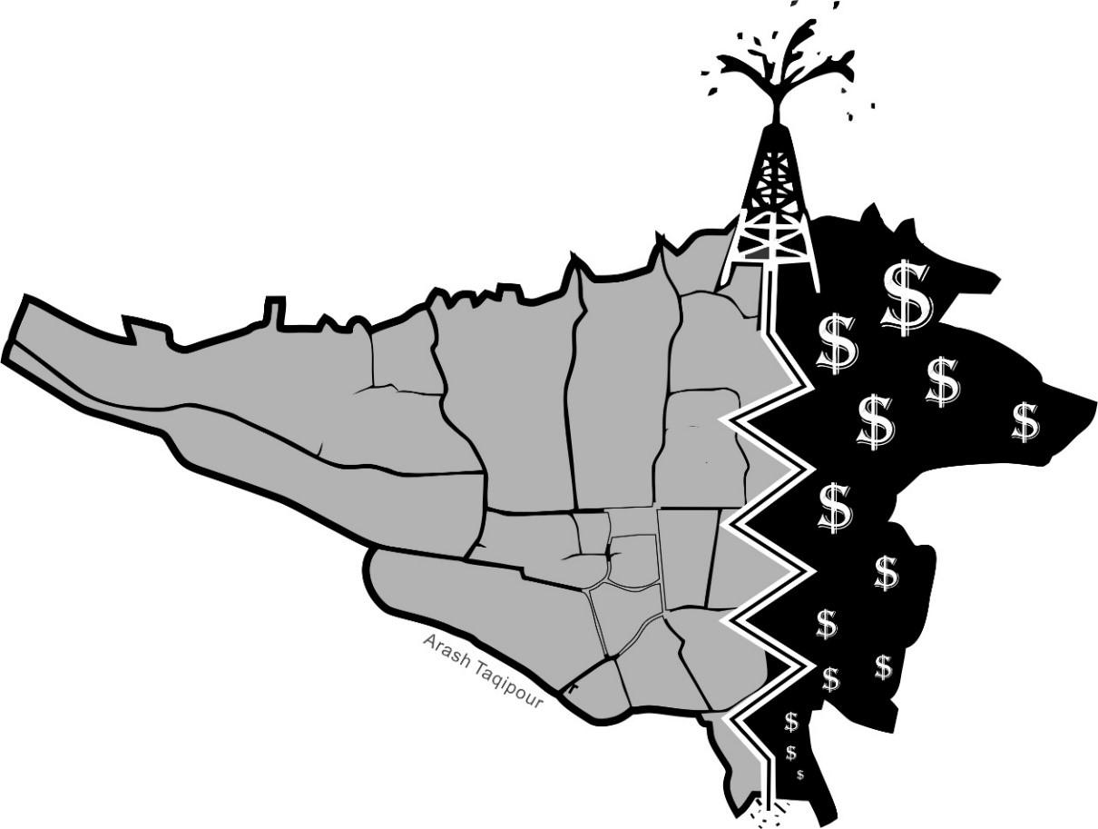 شهر ایرانی و «ارّه ای» به نام تحریم های نفتی