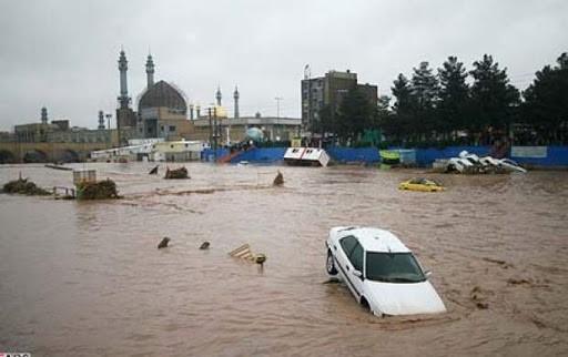 نقش مدیریت شهری بر سیلاب های اخیر در ایران