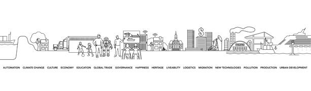برای رسیدن به شهر-بندرهای پایدار چقدر فاصله داریم؟