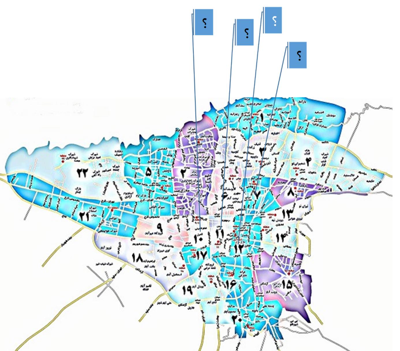 بازخوانی مرکز، مطالبه شهری تهران