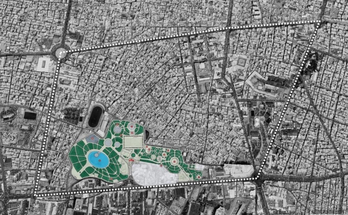 بوستان زندگی، پارکی شهری یا سدی محلی؟