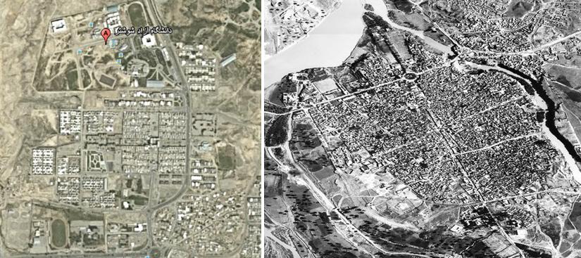 مقایسه طرح توسعه در شهرهای سنتی و صنعتی ایران