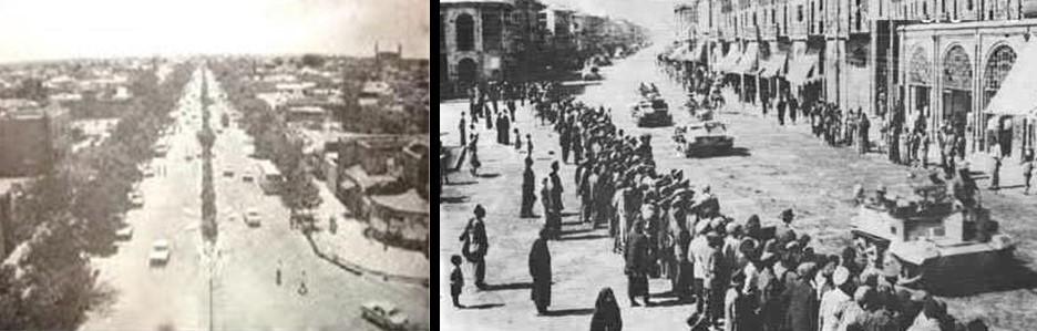 نقدی بر عملکرد پیاده راه خیابان مدرس در بافت تاريخی شهر کرمانشاه