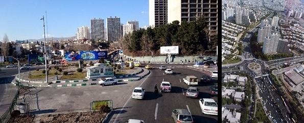 معضلات غیر رسمی در منظر شهری