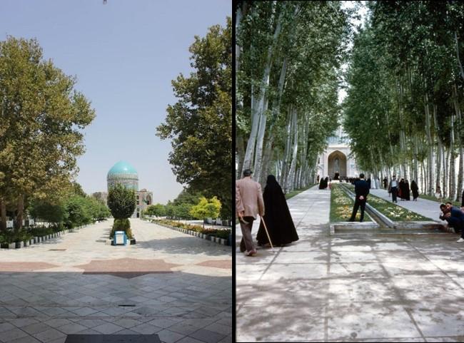یادداشتی بر سرنوشت باغ خواجه ربیع مشهد