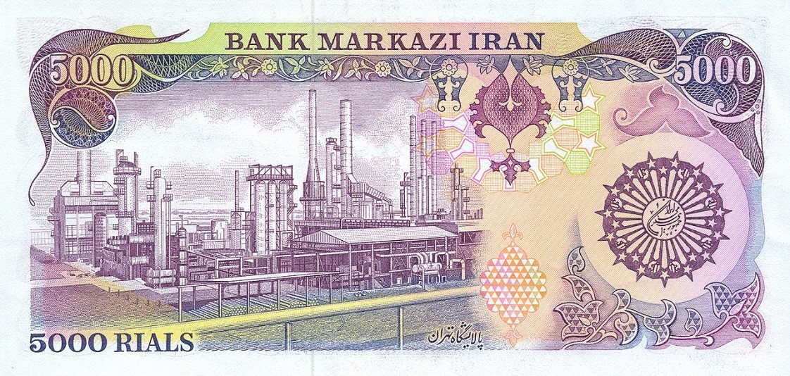 رد پای نفت در منظر شهری تهران