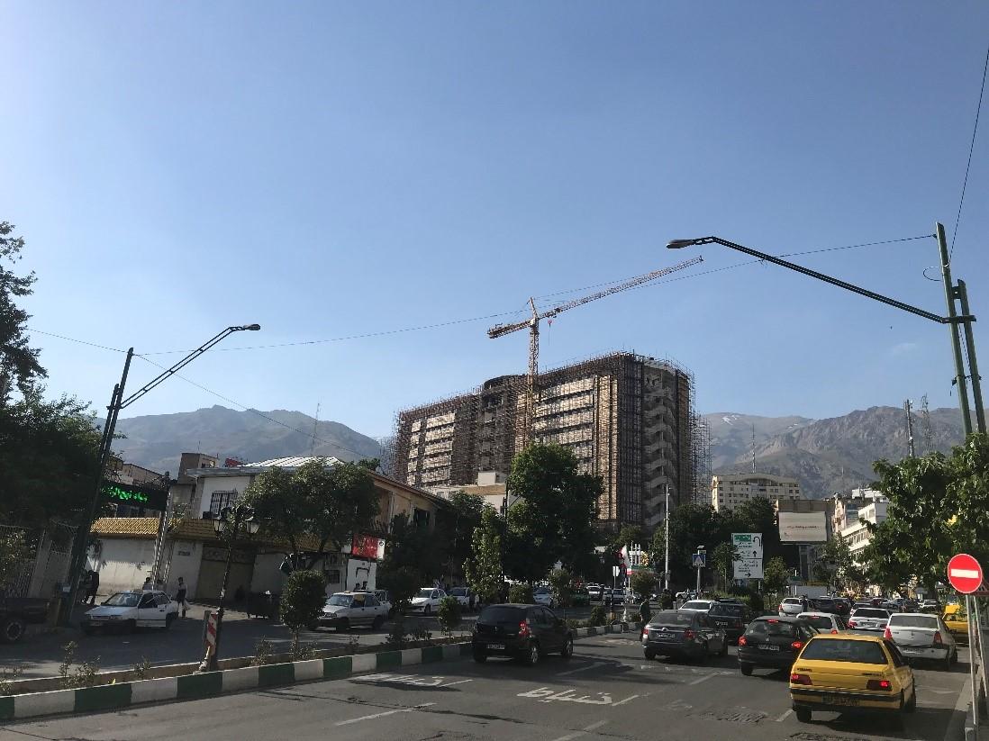 دید به منظر طبیعی کوه های شمال تهران، قربانی نگاه غلط مدیران شهری