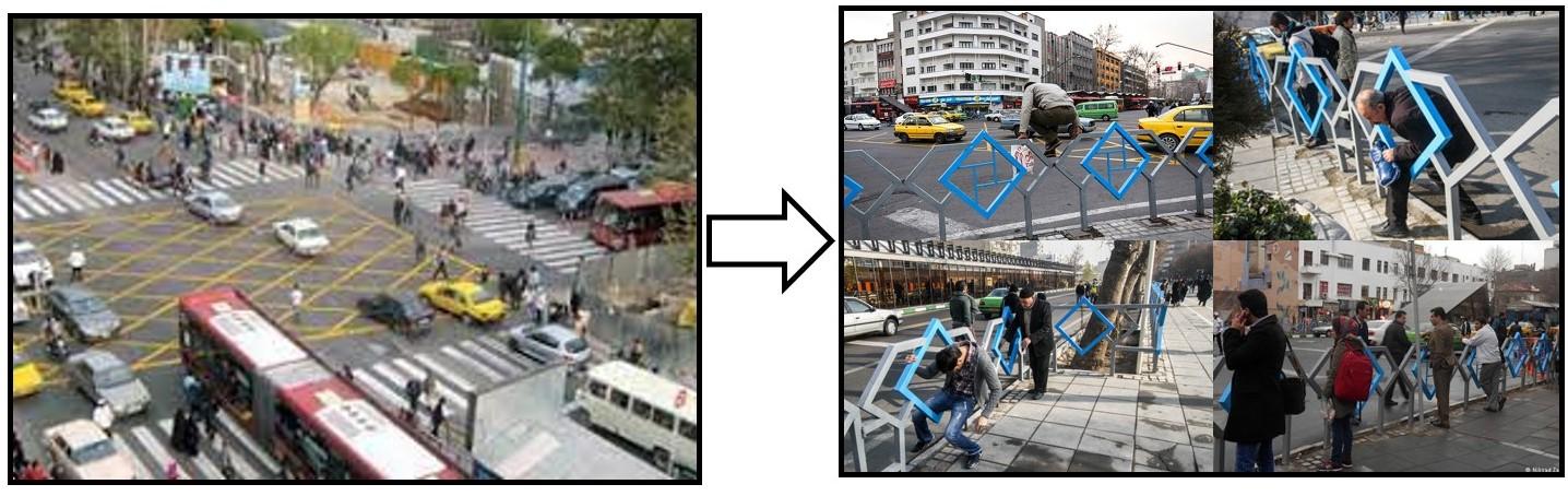 مناقشه مدیران شهری و شهروندان بر سر فضای عمومی