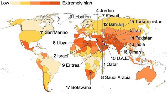 حیات خشکیده؛ نگاهی به پیامدهای خشکسالی در ایران