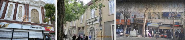 ضرورت ساماندهی سیما و منظر شهر کرمانشاه