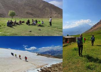 گردشگری کوهستان